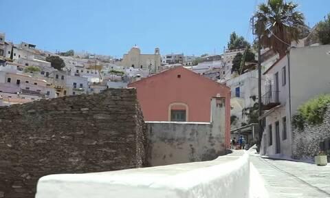 Το μαγικό νησί που βρίσκεται μία… ανάσα από την Αθήνα (vid)