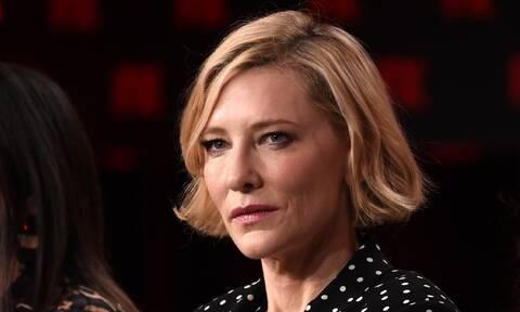 Κέιτ Μπλάνσετ: Το τρομακτικό ατύχημα της ηθοποιού με αλυσοπρίονο (pics)