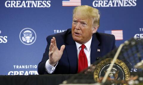 Ο πρόεδρος Τραμπ ήθελε να αναπτυχθούν στην Ουάσινγκτον 10.000 στρατιώτες