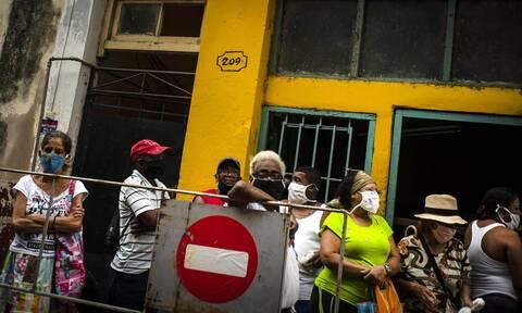 Κορονοϊός: «Υπό έλεγχο» η πανδημία στην Κούβα