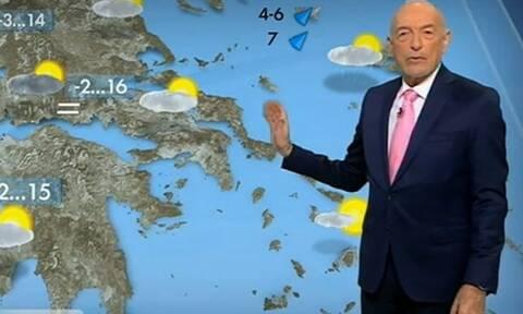 Καιρός: Το καλοκαίρι είναι εδώ... Η ανάλυση του Τάσου Αρνιακού (video)