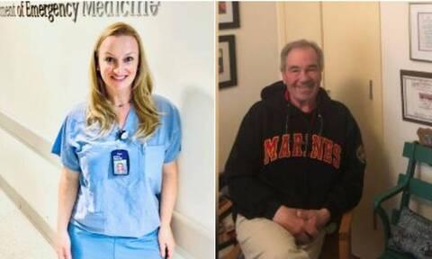 Βρήκε τον ήρωά της: Την είχε σώσει από τις φλόγες – Συναντήθηκαν για πρώτη φορά 37 χρόνια μετά