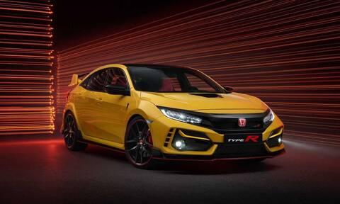 Σε πόσα λεπτά της ώρας πουλήθηκαν όλα τα συλλεκτικά Honda Civic Type R Limited Edition στον Καναδά;