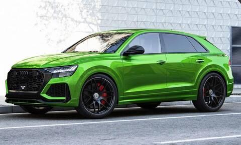 Πόσο κοστίζει η μετατροπή ενός Audi RS Q8 με 1.000 άλογα;