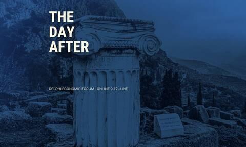 Δείτε LIVE: Ξεκινά σήμερα το online Οικονομικό Φόρουμ Δελφών