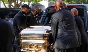 Κηδεία Τζορτζ Φλόιντ:Το ύστατο χαίρε - Χιλιάδες κόσμου στο λαϊκό προσκύνημα