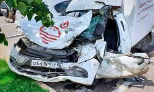 """Ефремов готов """"посильно помогать"""" семье погибшего в ДТП водителя"""