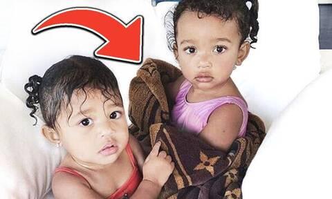 Τα πανάκριβα ρούχα και αξεσουάρ των παιδιών των Kardashian (vid)