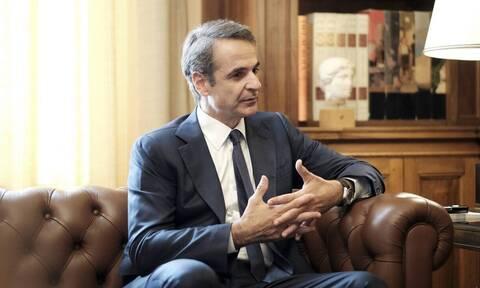 Μητσοτάκης: Ελλάδα-Ιταλία δημιούργησαν ήρεμα νερά προόδου και ανάπτυξης