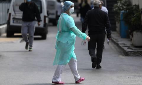 Κορονοϊός: Στους 183 οι θάνατοι στην Ελλάδα - 9 νέα κρούσματα