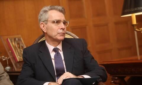 Πάιατ: Η συμμαχία με την Ελλάδα αποτελεί βασική προτεραιότητα των ΗΠΑ