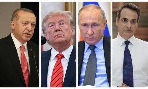 Μήνυμα Μόσχας στην Αθήνα: «Οι ΗΠΑ θα σας προδώσουν»