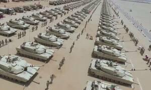 Λιβύη: Αναφορές για κινήσεις δυνάμεων του αιγυπτιακού στρατού προς τα σύνορα