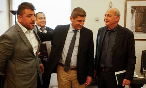 Super League 2: Τα επίσημα των συναντήσεων με Αυγενάκη-Γραμμένο