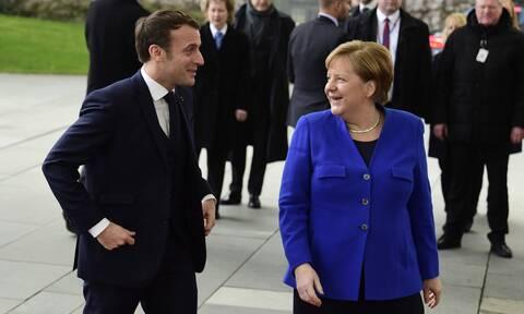Μέρκελ και Μακρόν ζητούν από την ΕΕ να είναι έτοιμη στην επόμενη πανδημία