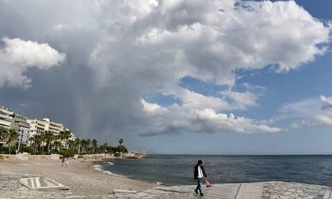Αλλάζει ο καιρός: Έρχονται βροχές και καταιγίδες - Πού και πότε θα είναι έντονα τα φαινόμενα (pics)