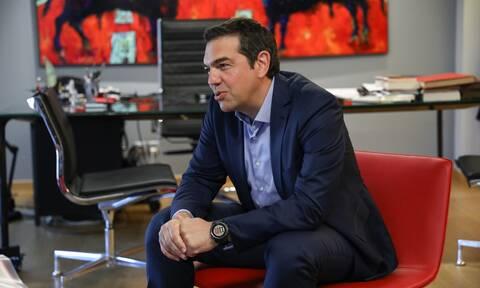Οικονομικό φόρουμ Δελφών-Τσίπρας: Ο Μητσοτάκης έφερε ύφεση πριν τον κορονοϊό