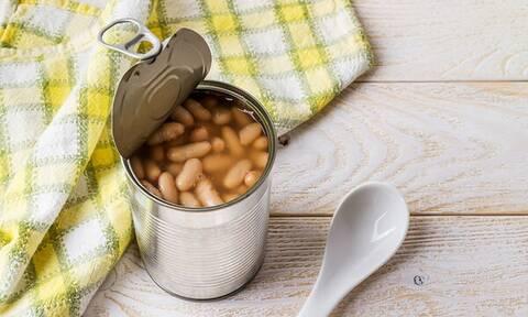 Πόσο καιρό διατηρούνται τα τρόφιμα κονσέρβας; Η απάντηση θα σας εκπλήξει