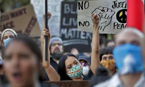 ΗΠΑ: Νέες διαδηλώσεις προγραμματίζονται μετά την κηδεία του Τζορτζ Φλόιντ