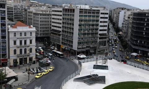 Μεγάλος Περίπατος: Πώς θα κινούνται ΙΧ, ΜΜΜ και πεζοί στο κέντρο της Αθήνας