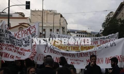 Ψηφίζεται το νομοσχέδιο του υπ. Παιδείας: Νέο πανεκπαιδευτικό συλλαλητήριο