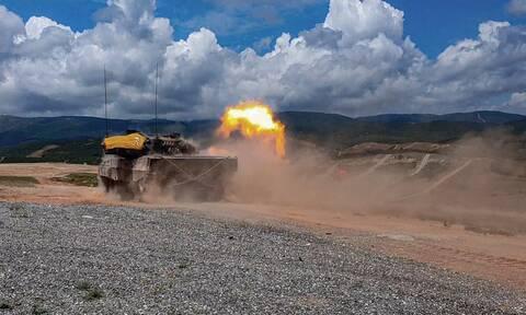 «Δημαράτος Σωκράτης 2020»: Εντυπωσιακές εικόνες από την στρατιωτική άσκηση