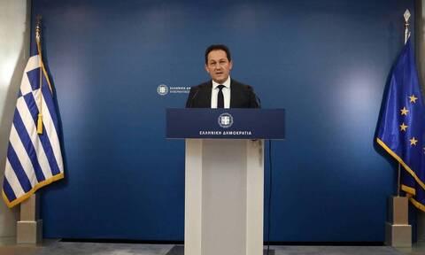 Πέτσας: Θετικό ότι ο πολιτικός κόσμος στηρίζει τη συμφωνία με την Ιταλία