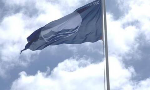 Еще один пляж Кипра получил награду «Голубой флаг»