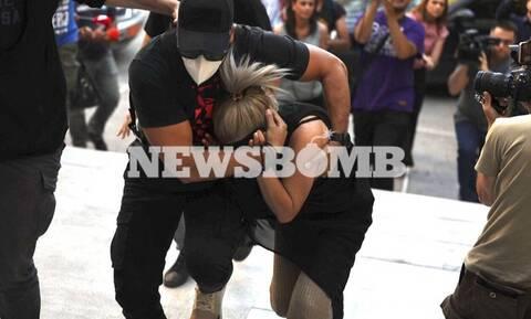 Επίθεση με βιτριόλι: Έτσι έφτασε η αστυνομία στα ίχνη της 35χρονης