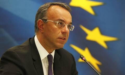 Σταϊκούρας - Eurogroup: Η κυβέρνηση εφαρμόζει το αποτελεσματικό σχέδιό της