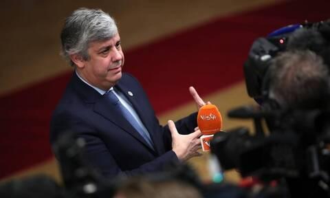 Eurogroup - Σεντένο: Βρισκόμαστε σε βαθιά ύφεση - Δύσκολη περίοδος για την ελληνική οικονομία