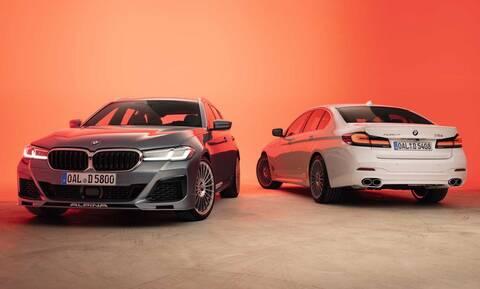 Οι Alpina είναι οι ακόμα πιο πολυτελείς BMW
