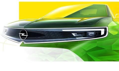 Opel: Η νέα γενιά του Mokka αποκαλύπτει το νέο πρόσωπο της μάρκας