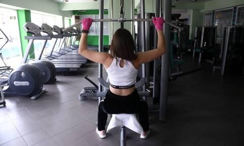 Πώς θα λειτουργούν τα γυμναστήρια από Δευτέρα - Αντισηπτικά και αποστάσεις