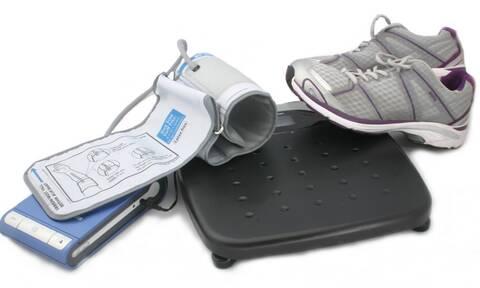 Αρτηριακή πίεση: Πόσα βήματα πρέπει να κάνετε καθημερινά για να τη μειώσετε κατά 2 μονάδες (έρευνα)