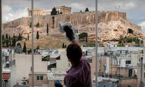В Греции ждут туристов со всего мира, но боятся инфицированных коронавирусом