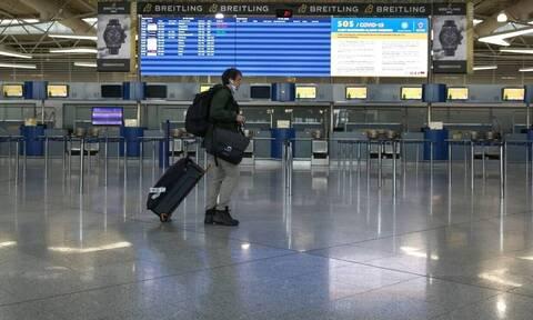 Τουρισμός: Από ποιες χώρες επιτρέπονται οι πτήσεις - Τι ισχύει με Ιταλία