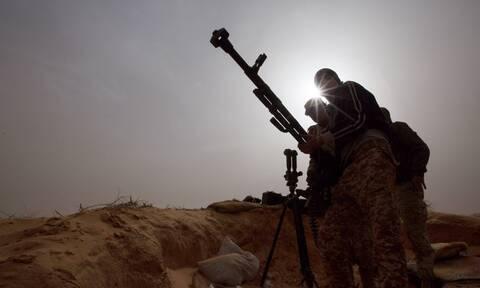 Έκκληση Γερμανίας να σταματήσει ο εφοδιασμός όπλων και μαχητών στη Λιβύη