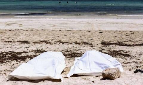 Τραγωδία στη Μεσόγειο: 55 οι νεκροί από το ναυάγιο ανοιχτά της Τυνησίας