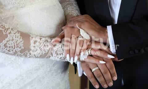 Η Σταρ Ελλάς παντρεύτηκε! Το φωτογραφικό album και το εντυπωσιακό νυφικό