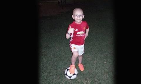 Θλίψη: Έχασε τη μάχη με τον καρκίνο ο 8χρονος Χρήστος από την Ηλεία