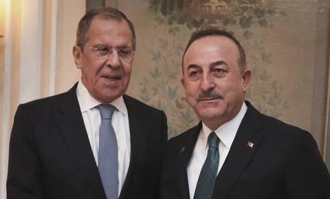 Ο Πούτιν στέλνει Λαβρόφ και Σοϊγκού στην Τουρκία για Λιβύη και Συρία