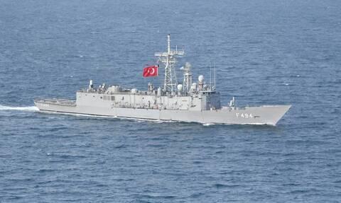 Επίδειξη... δύναμης από Τουρκία: Αεροναυτικές ασκήσεις ανοικτά της Λιβύης