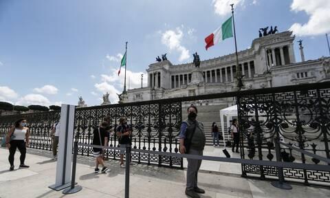 Κορονοϊός – Ιταλία: Αύξηση των νέων κρουσμάτων και μείωση των νεκρών