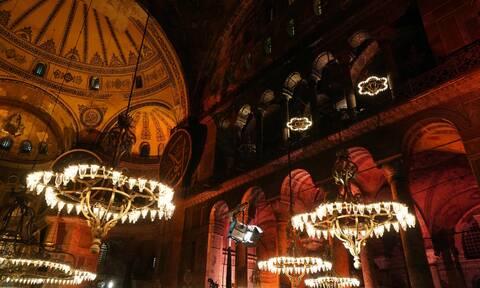 Αγιά Σοφιά - Δήλωση «βόμβα» Τούρκου ιστορικού: Ετοιμάζουν ήδη το… τζαμί