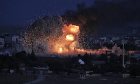 Η Τουρκία εξαπολύει αεροπορικές επιδρομές εναντίον Κούρδων στο βόρειο Ιράκ