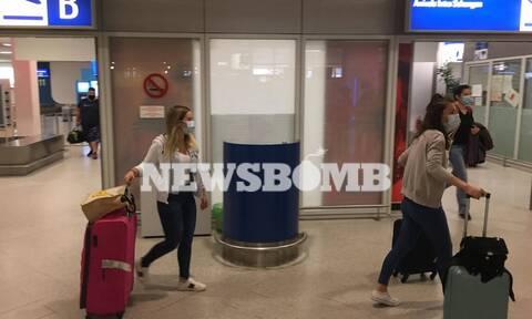 Ρεπορτάζ Newsbomb.gr: Άρατε πύλας σε «Ελ. Βενιζέλος» - Αποστάσεις και έλεγχος