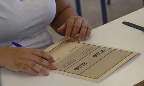 Πανελλήνιες 2020 - Σοκ στο Ρέθυμνο: Πυροβολισμοί σε σχολείο