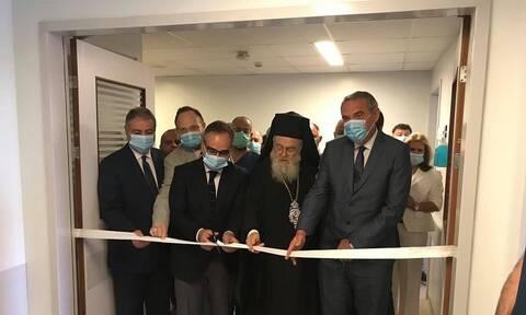 Νοσοκομείο Ζακύνθου: Ξεκινά η λειτουργία της Μονάδας Εντατικής Θεραπείας