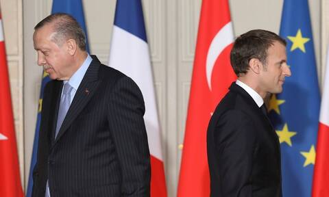 Η Γαλλία φέρνει στο ΝΑΤΟ τις προκλήσεις της Τουρκίας: «Απαράδεκτη στάση»